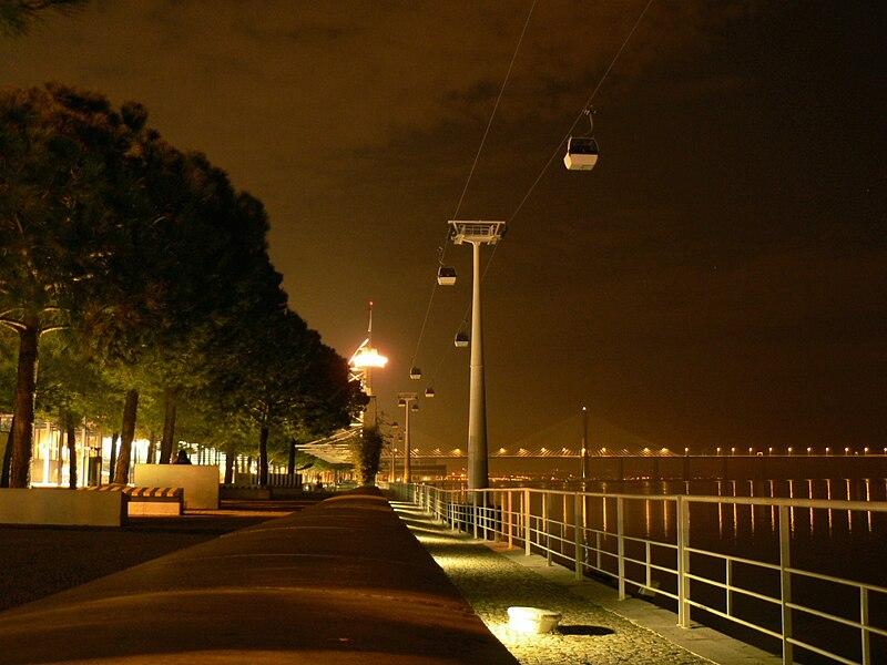 Image:Ponte Vasco da Gama by night.JPG