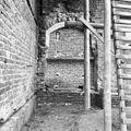 Poortje noord-zijde gevonden tijdens restauratie - Schellinkhout - 20195492 - RCE.jpg