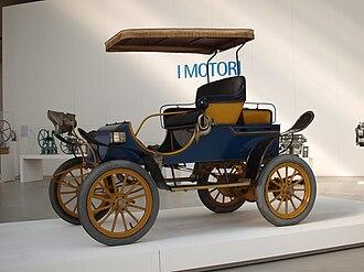 Pope-Toledo - Pope C/60 V 1907