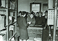 Popravljalnica televizijskih in radijskih aparatov Radio-val na Ljubljanski cesti v Celju 1964.jpg