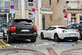 Porsche Cayenne Turbo ^ Lotus Evora - Flickr - Alexandre Prévot.jpg
