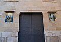 Portada secundària del convent de les monges de la Sang o Agustines, Alacant.JPG