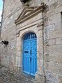 Porte de l'ancien hôtel de Kerjégu (Moncontour).jpg