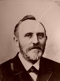 Portrait Gerhard Franz Langenberg