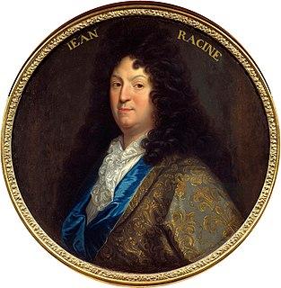 Jean Racine French dramatist