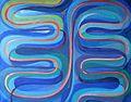 Poupetova Miluse - Krivka dejin, olej na platne, 100x90 cm, r. 2008.jpg