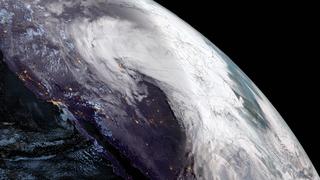 March 2019 North American blizzard