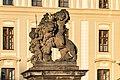 Praha, Hradčany Hradčanské náměstí, Pražský hrad 20170905 006.jpg