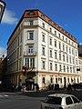 Praha Nove Mesto Opletalova 33 Hotel Exe City Park.jpg