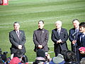 Pre-Ceremony, 50th All-Japan Rugby Football Championship ‐03.JPG