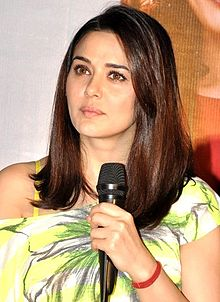Preity Zinta at an event for ISHKQ IN PARIS.jpg