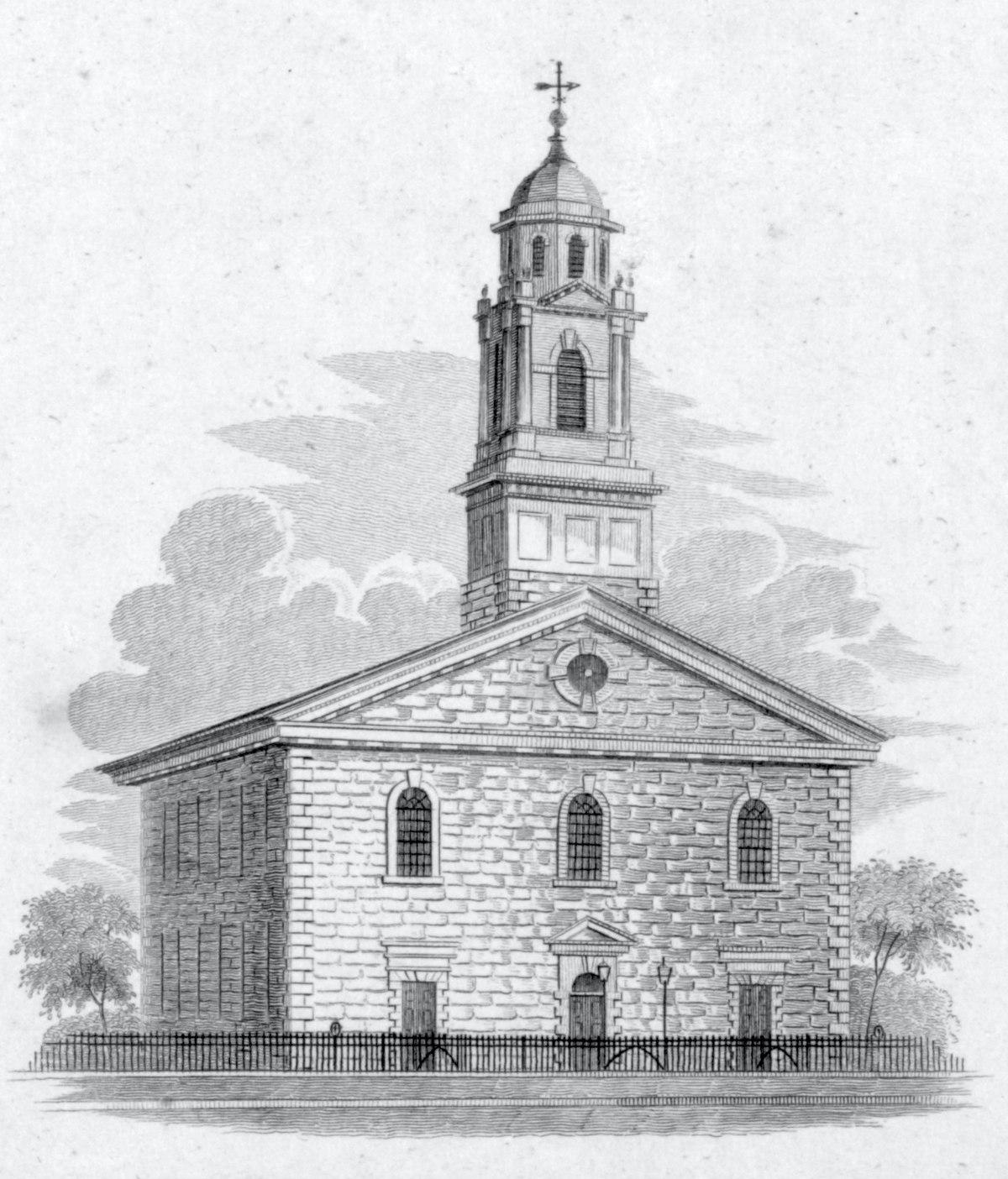 Second Presbyterian Church (Manhattan)