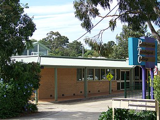 Presbyterian Church of Victoria - The Presbyterian Theological College in Box Hill, Victoria.