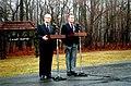 President George H. W. Bush and British Prime Minister John Major.jpg