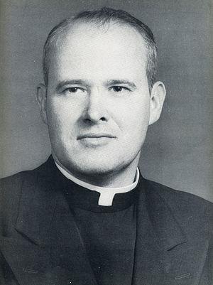 Bellarmine University - Msgr. Alfred Horrigan, Bellarmine's first President
