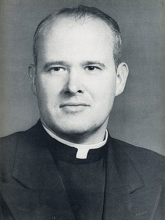 Bellarmine University - Msgr. Alfred Horrigan, Bellarmine's first President