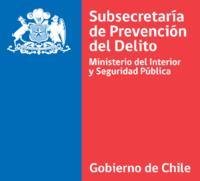 Subsecretar a de prevenci n del delito de chile for Ministerio del interior chile direccion