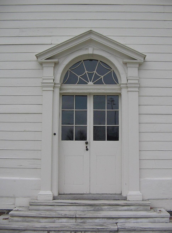 Priestley Door