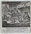 """Print, """"Democracy, or a Sketch o, 1800 (CH 18614145).jpg"""