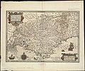 Provinciae, regionis Galliae, vera exactissimaque descriptio (5121161690).jpg