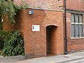 Public Toilet in Union Street, Hereford - geograph.org.uk - 1564283.jpg