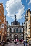 Puerta Dorada, Gdansk, Polonia, 2013-05-20, DD 01
