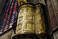Pulpit - Aachen Cathedral - Aachen - Germany 2017.jpg