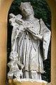 Putnok, Nepomuki Szent János-szobor 2021 18.jpg
