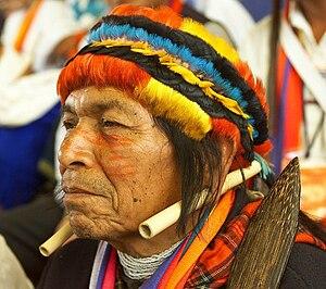 Jivaroan peoples - Pwanchir Pitu, Achuar shaman