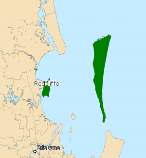 Electoral district of Redcliffe - Electoral map of Redcliffe 2008
