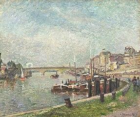 Quai Napoléon, Rouen
