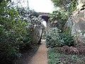 Quarry Garden at Belsay - geograph.org.uk - 1172097.jpg