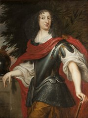 Queen Christina as Minerva