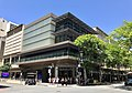 QueensPlaza entrance at the corner of Edward Street and Adelaide Street, Brisbane 02.jpg