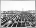 Queensland State Archives 3622 South approach deck of steel spans Brisbane 11 February 1938.png