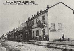 Quinto Vercellese tramway stop.jpg
