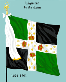 Image illustrative de l'article Régiment de La Reine (1661)