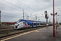 Régiolis Région Alsace SNCF B83547M TER 830910 à Strasbourg 28 avril 2014-01.jpg