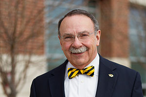 R. Bowen Loftin outside Mizzou Arena.jpg