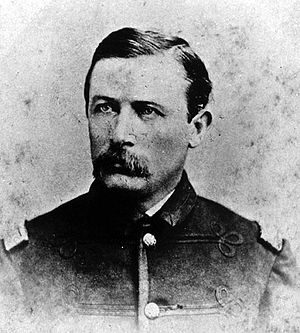 Ranald S. Mackenzie - MacKenzie in the Indian Wars