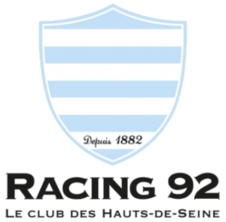 Racing 92 French rugby union club