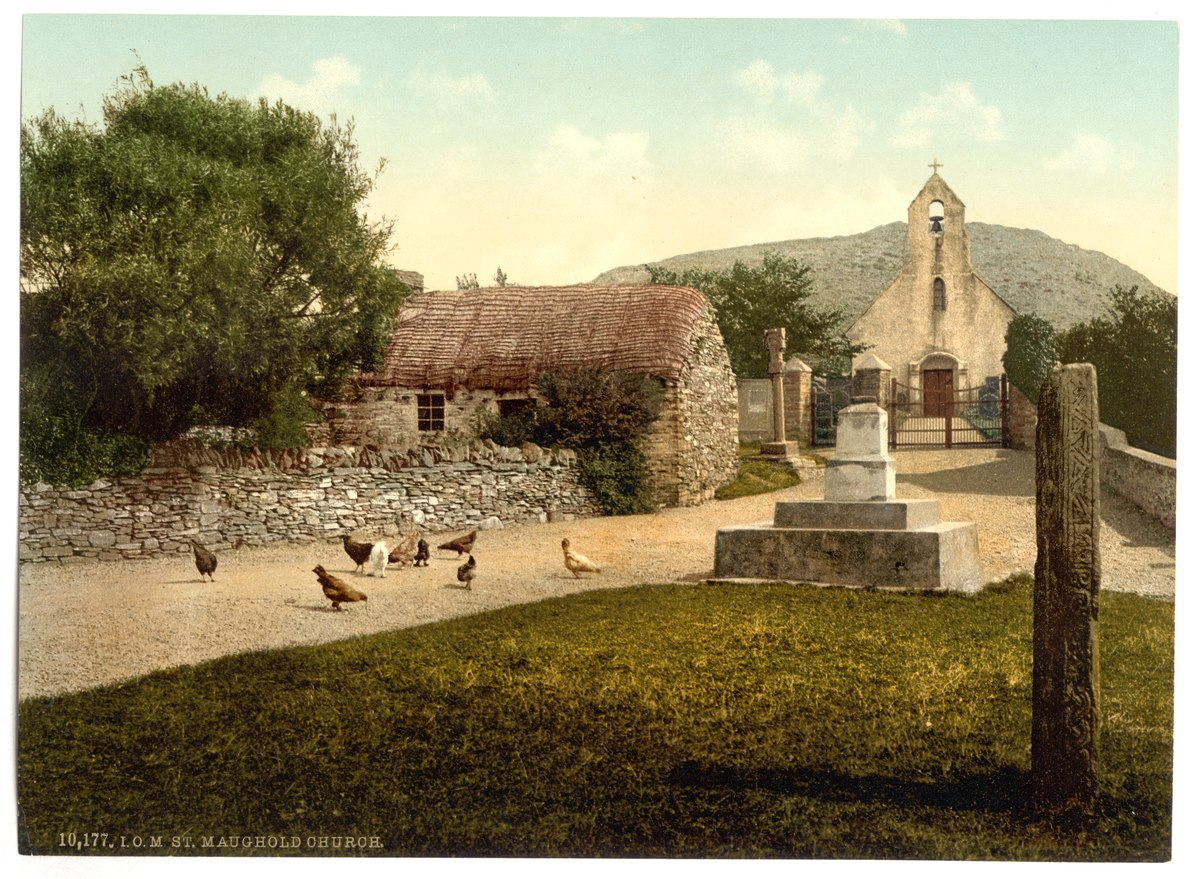 lossy page1 1200px Ramsey St Maughold Church Isle of Man LCCN tif