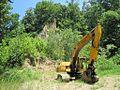 Randolph TN 17 excavator 2nd Chickasaw Bluff.jpg