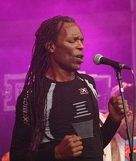 Ranking Roger British musician and songwriter