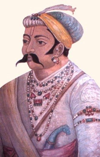 Jodhpur State - Rao Jodha, founder of Jodhpur
