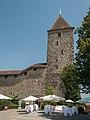 Rapperswil-Jona, toren van Schloss Rapperswil KGS8234 foto3 2014-07-149 14.17.jpg