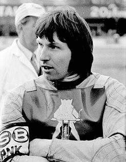 Ray Wilson (speedway rider) British speedway racer