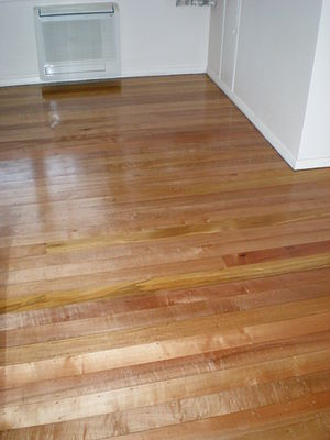 Fuscospora fusca - Red beech flooring in Nelson, New Zealand
