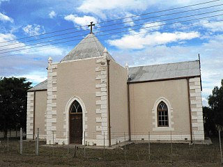 Strydenburg Place in Northern Cape, South Africa