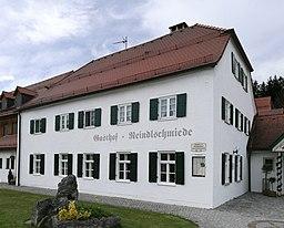Reindlschmiede in Bad Heilbrunn